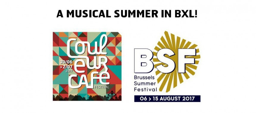 Couleur Café & BSF for € 100! -> Sold out