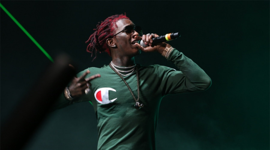 Young Thug op #CoulCaf18