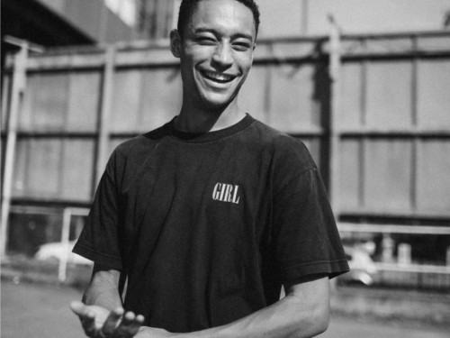 Loyle Carner at #CoulCaf17